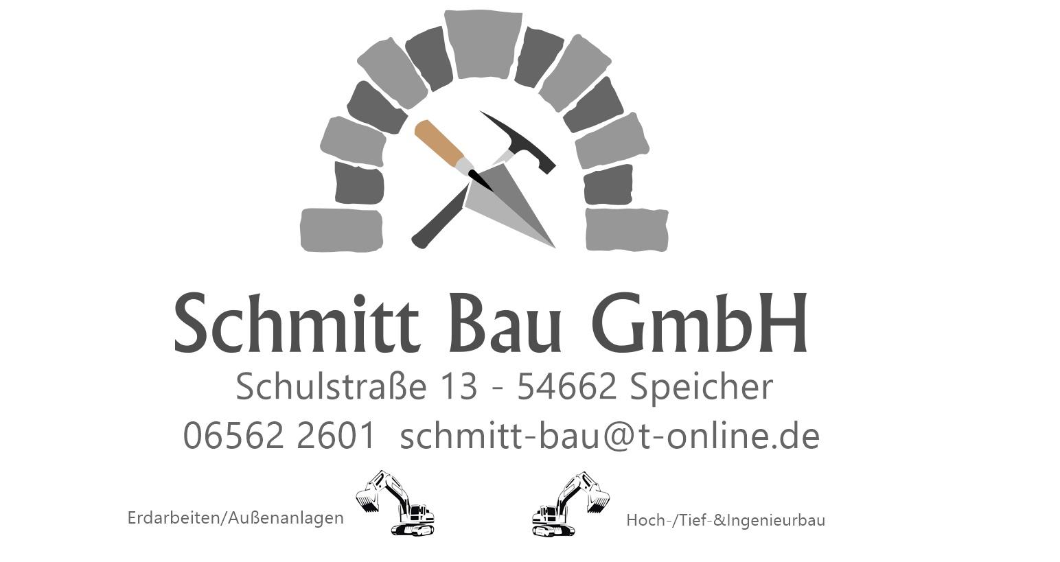 Logo Schmitt Bau